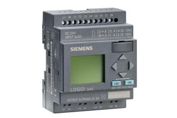 6ED1052-1CC01-0BA6 Bộ lập trình Logo 24C