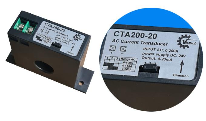 Biến dòng 4-20mA, 0-10VDC, biến dòng analog, CT analog