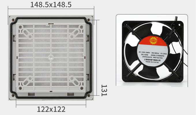 Lưới lọc bụi ZL803