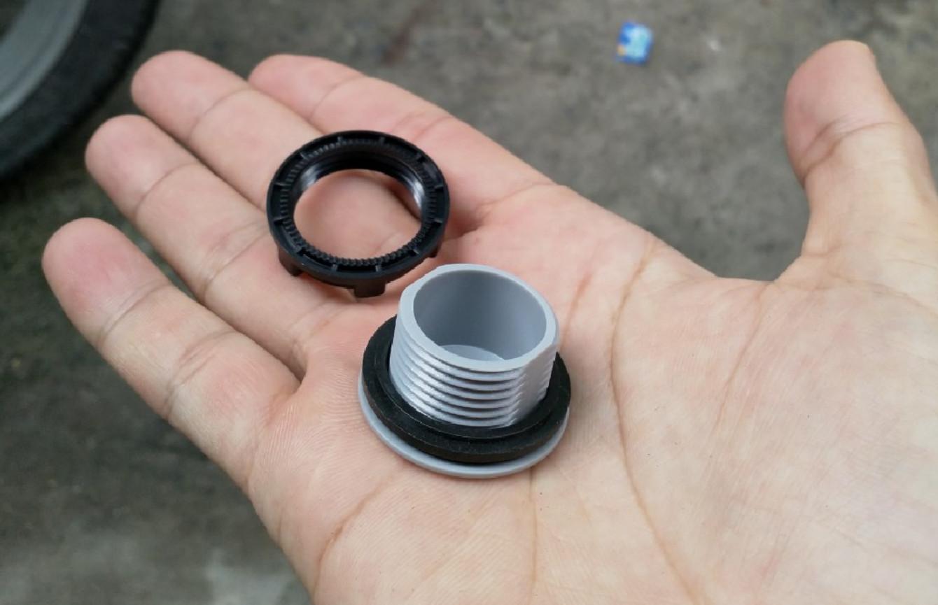 Nút bịt lỗ, nắp bịt lỗ khoét tủ điện